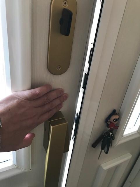 リフォーム ドア不調