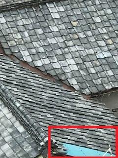 屋根 雨漏り トタン
