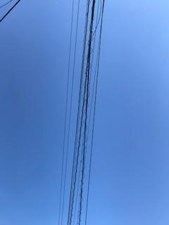 水滴原因 電線