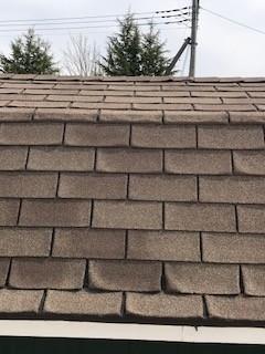 物置小屋 屋根材劣化