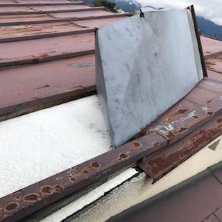 トタン 屋根 リフォーム