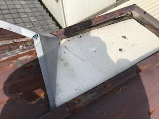 トタン屋根 強風被害