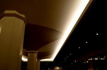 写真AC 天井 間接照明