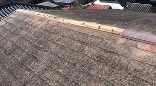 屋根 棟板金