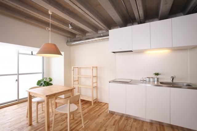 写真AC デザイナーズマンション8 オープンキッチン