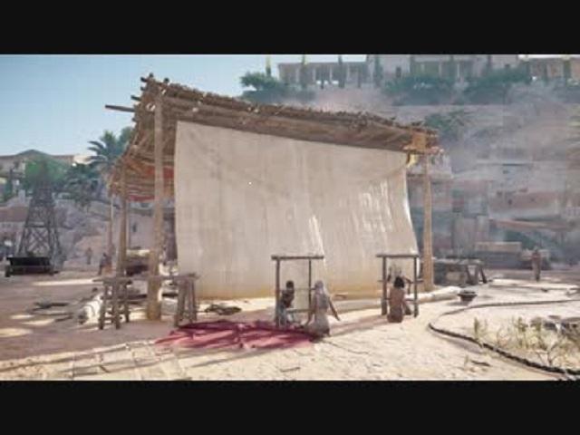 古代エジプトの生活