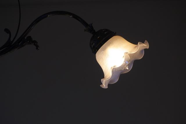 写真AC レトロな電球のぬくもり