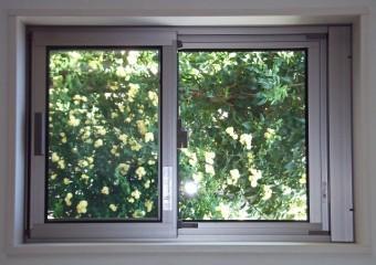 写真AC サッシ 複層ガラス リフォーム