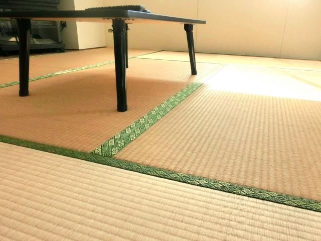写真AC 畳とちゃぶ台