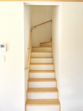 写真AC 階段 L字階段