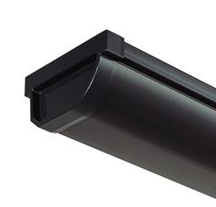雨樋リバーシブル型(参照:積水化学工業㈱新・丸トップRV105)