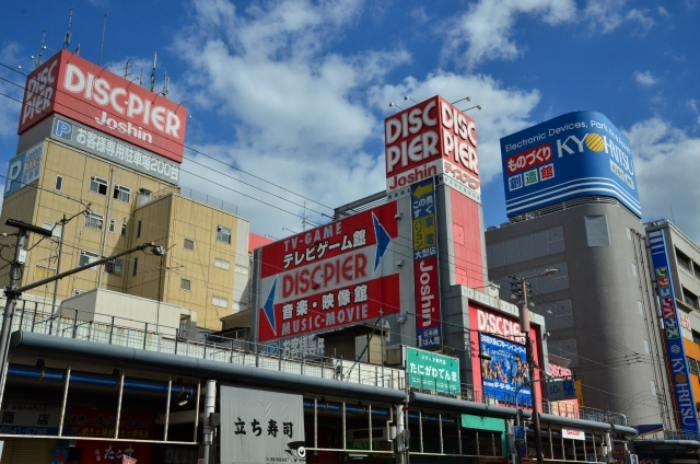 写真AC 日本橋でんでんタウン1