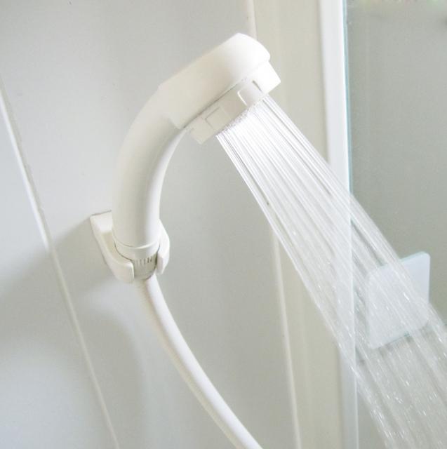 写真AC シャワー