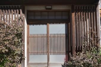 写真AC ドア 玄関引き戸 日本建築