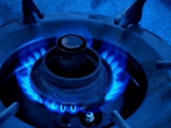写真AC ガスの炎
