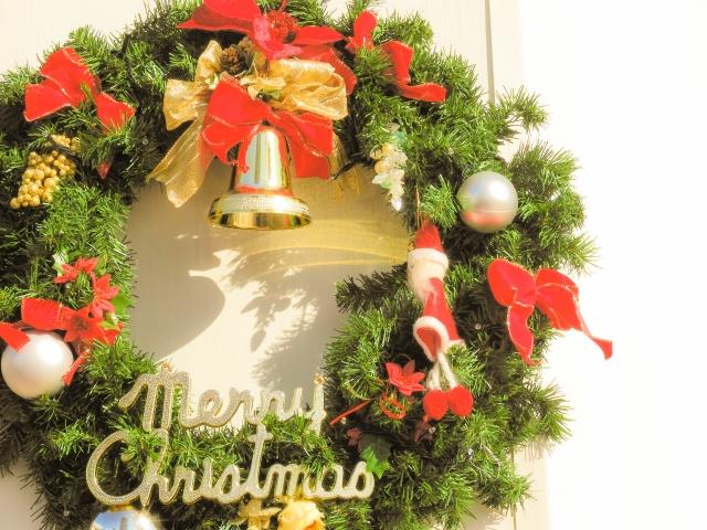 写真AC クリスマスリース