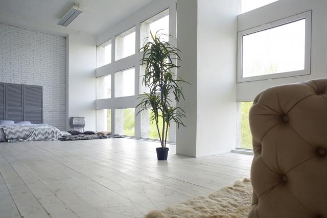 写真AC ベッドルーム3 連窓 居室 山梨