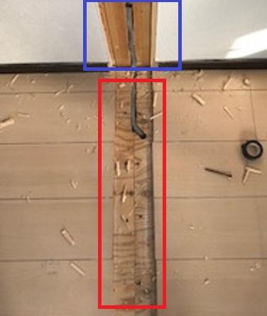 内奥リフォーム 壁面 床面