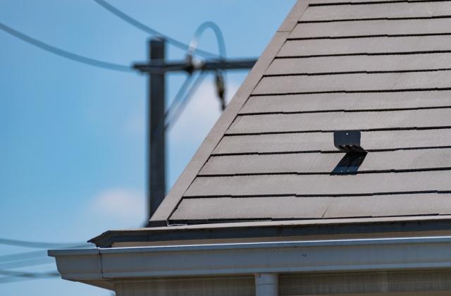 (写真AC)屋根 屋根樋